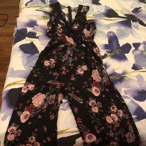 Francesca's floral jumper